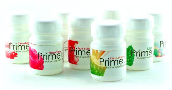 Анестезирующий гель Prime Gel Topical