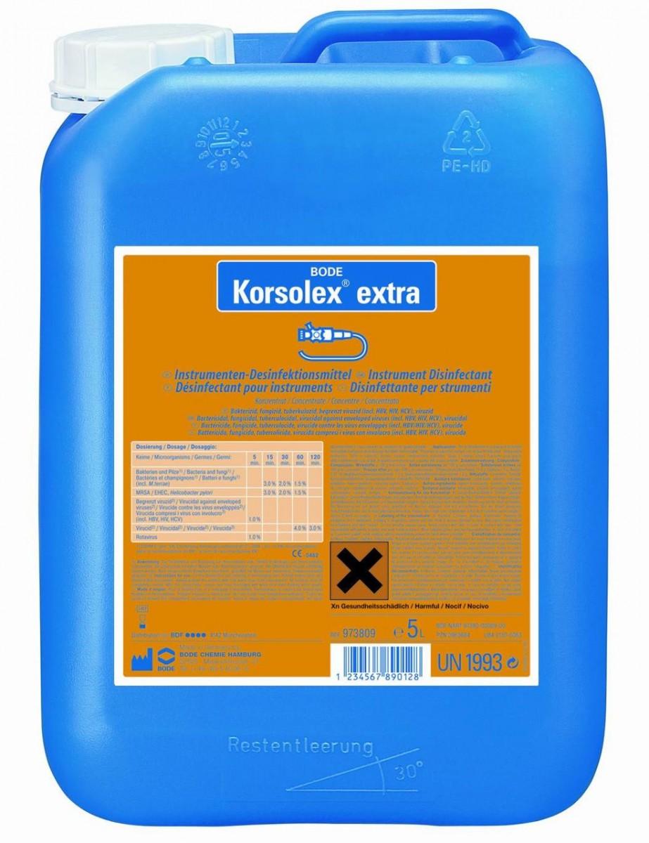 Корзолекс экстра (Korsolex® extra), 5000 мл