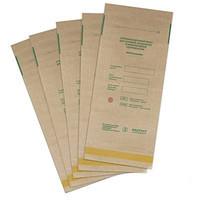 Крафт пакеты 150*250мм (коричневые) СтериМаг /1шт