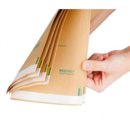 Крафт пакеты 150*280мм (коричневые) СтериМаг /1шт