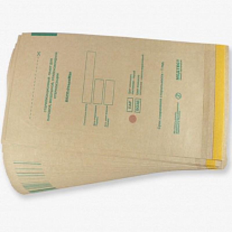 Крафт пакеты 200*330мм (коричневые) СтериМаг /1шт
