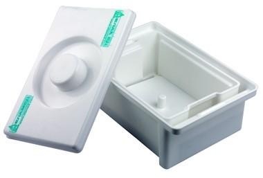 Емкость-контейнер для дезинфекции и обработки мед. изделий ЕДПО-1-01