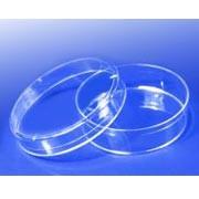Чашка Петрі, 90 мм (пластик, стерильна)