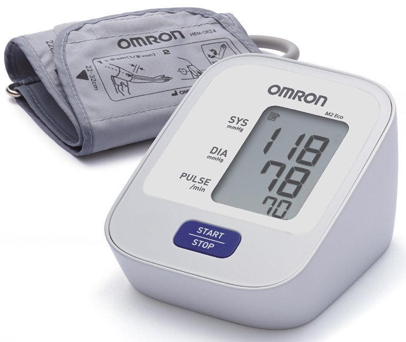 Тонометр автоматический OMRON M2 Eco