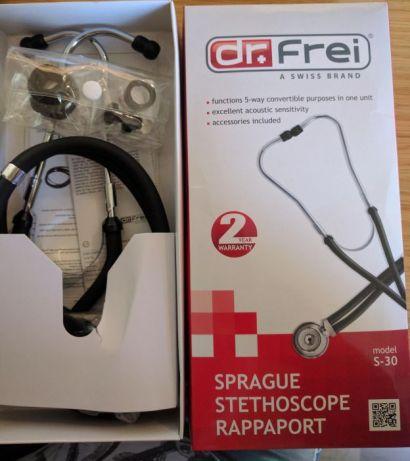 Стетоскоп Раппапорта Dr.Frei S-30