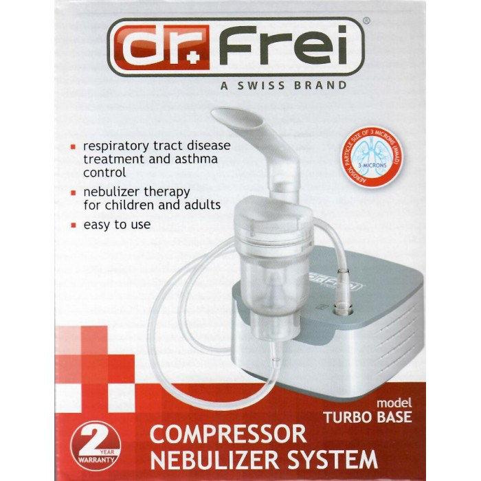 Ингалятор компрессорный Dr.Frei Turbo Base