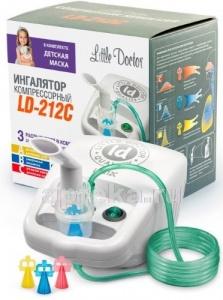 Ингалятор компрессорный Little Doctor  LD-212C