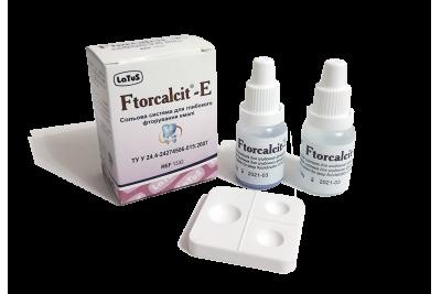 Ftorcalcit-E ( Фторкальцит-Е)