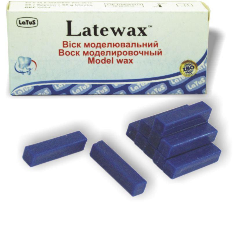 Воск Латевакс (синий)