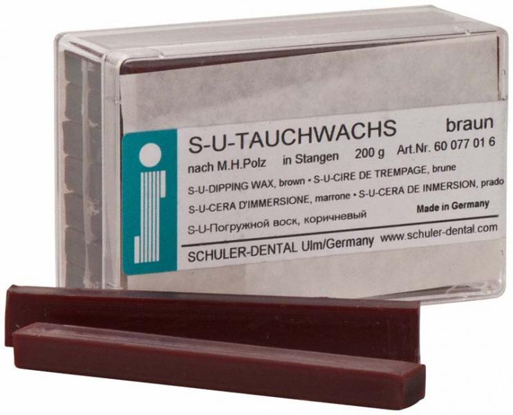 Воск погружной  S-U-TAUCHWACHS