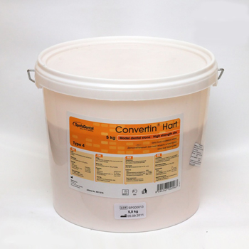 Convertin Hart ( Конвертин харт) супергипс 4 класса 5 кг