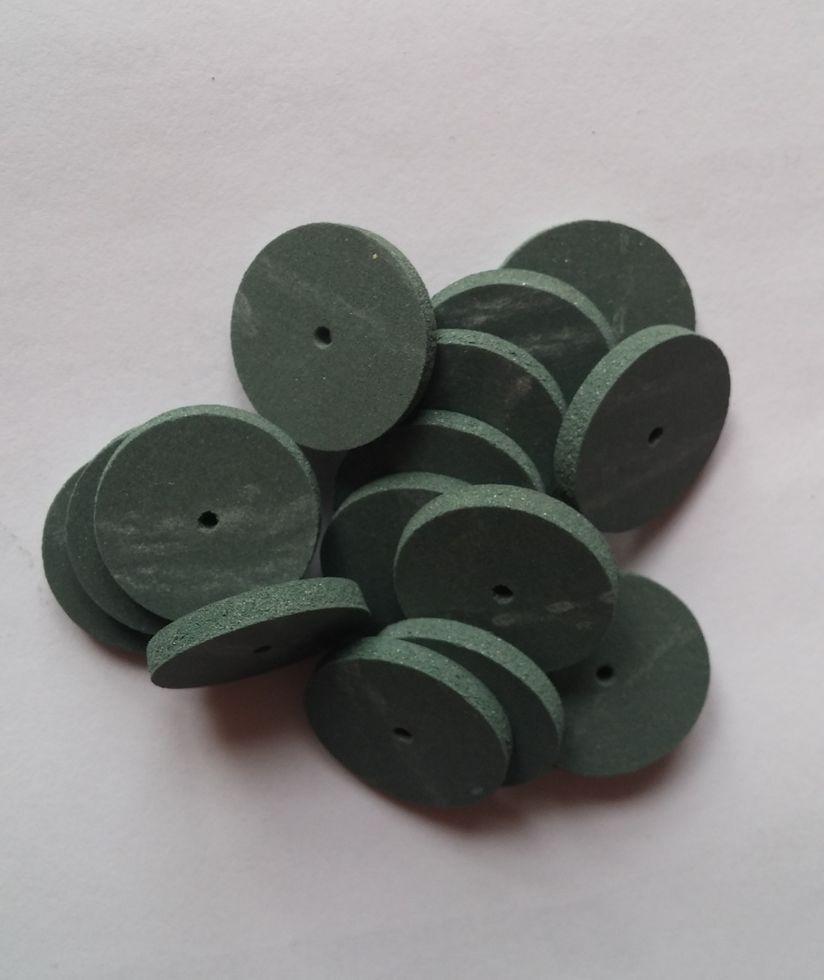 Круги полировальные для бормашины( 10шт)