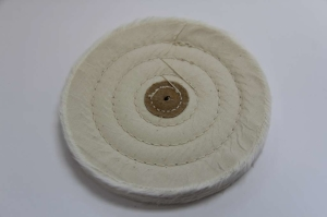 Круг муслиновый белый 5*40 BW540SL