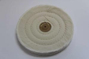 Круг муслиновый белый 6*30 BW630SL