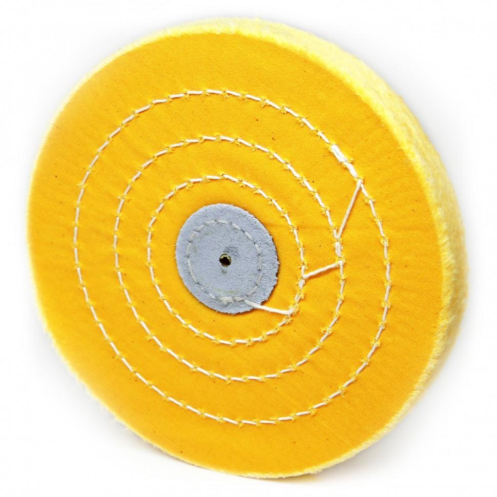 Круг муслиновый желтый 4*40 BW440SL