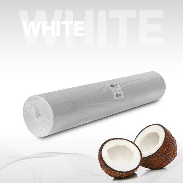 Рулон спанбонд 100*80 см  без перфорации белый