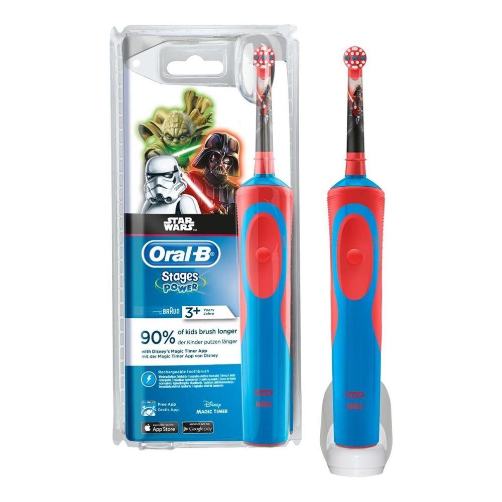Зубня щетка ORAL-B детская електрическая