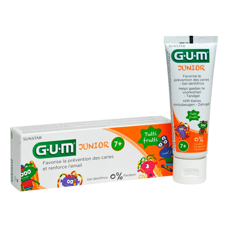 Зубная паста G-U-M yunior 50 мл