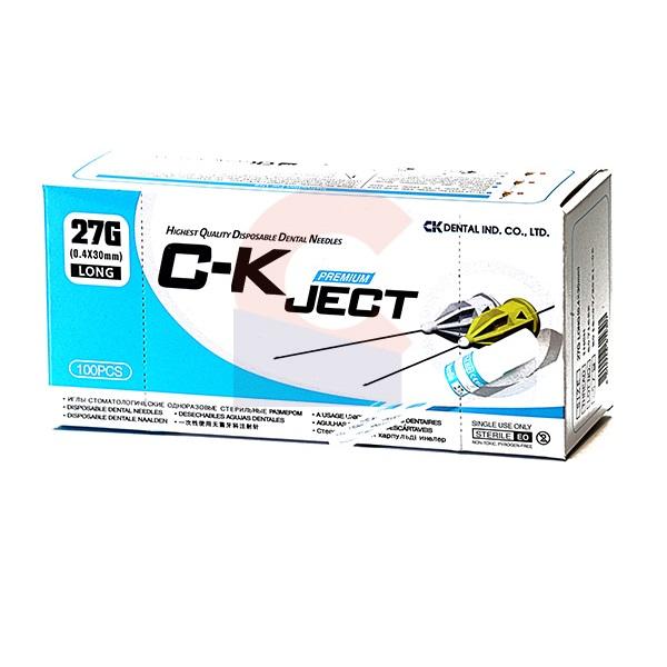 Карпульные иглы C-K JECT