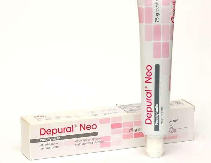 Depural Neo ( Депурал нео), тюбик 75 г