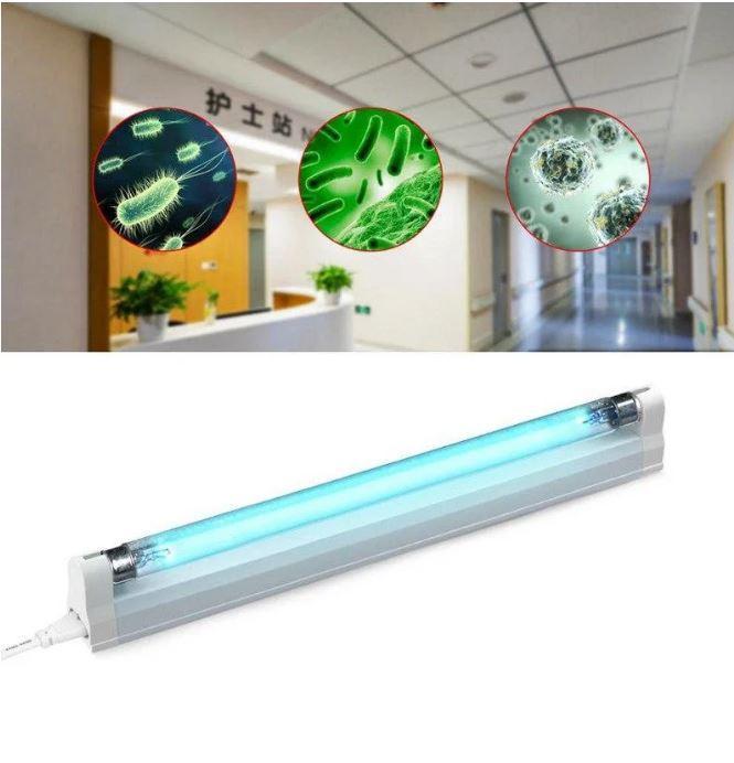 Облучатель бактерицидная лампа кварцевая 15 Вт ( без озона )