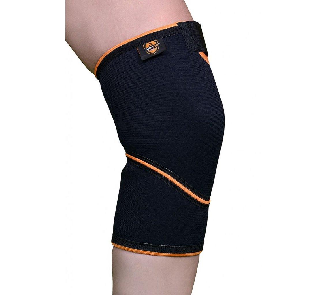 Бандаж ARMOR ARK 2100 колінний суглоб закритий