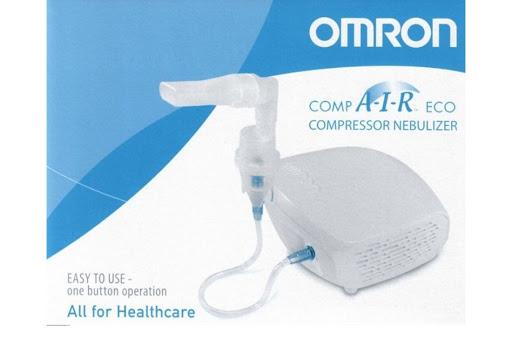Ингалятор компрессорный  OMRON CompAir ECO (NE-C302-E) (2маски)