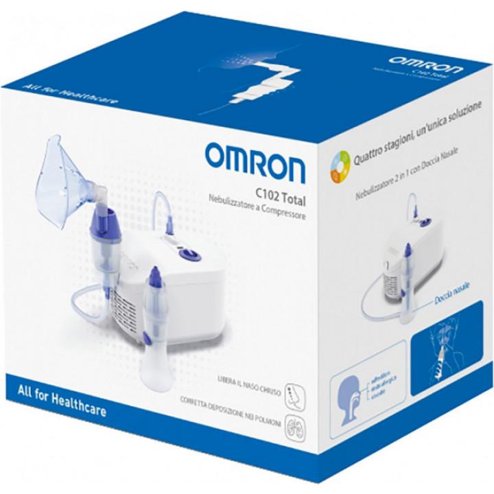 Ингалятор компрессорный Omron NE-C102 Total (NE-C102-E)