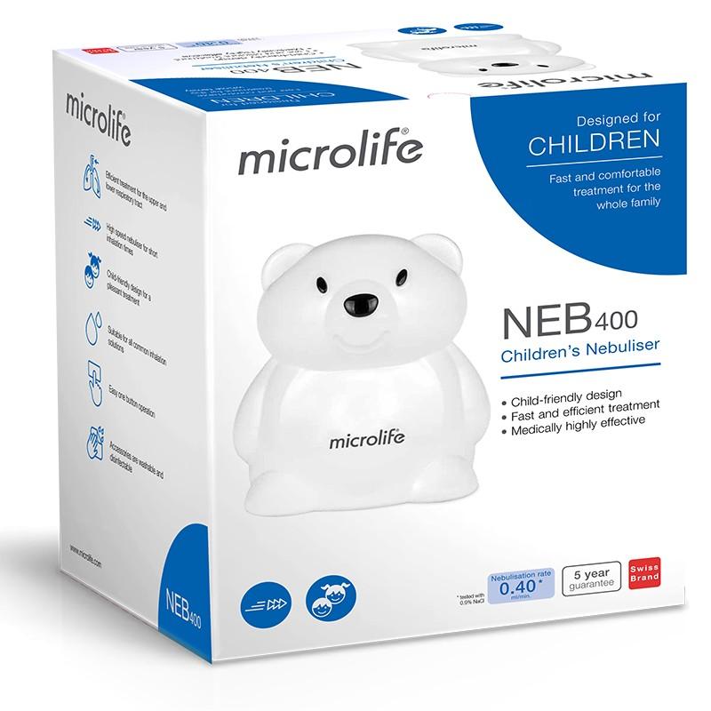 Ингалятор компрессорный  Microlife NEB 400 для детей