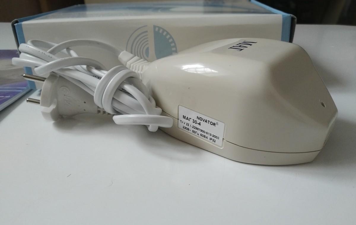 Апарат МАГ-30-4 для дарсонвалізації
