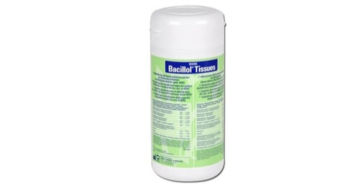 Бациллол АФ-салфетки (Bacillol-Tissues), 100 шт.