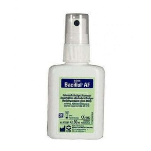 Бациллол АФ (Bacillol® AF) с распылителем, 50 мл