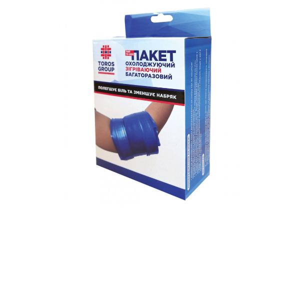 Пакет охлаждающий, согревающий (многоразовый), TP-003