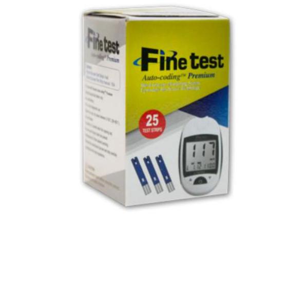 Тест-полоски Finetest premium, 25 шт.