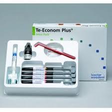 Te-Econom Plus Intro Pack набор светоотверждаемых рентгеноконтрастных гибридных композитов