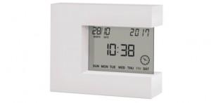 Термометр цифровий Т-08 з годинником