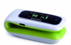 Пульсоксиметр Sonosat-F02T на акумуляторі
