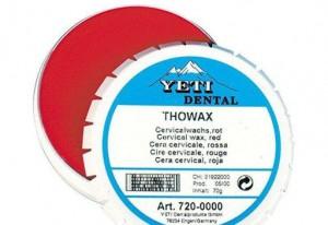 Воск Thowax Yeti, красный,70г