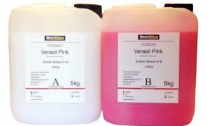 Силікон Verasil pink A+B (5кг+5кг)