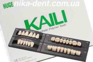 Зуби Kaili фронтальні