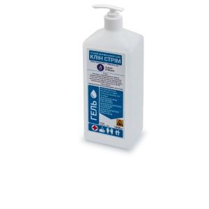 Клін Стрім (CLEAN STREAM)-засіб для дезинфекції рук і шкіри, гелева форма, 1л