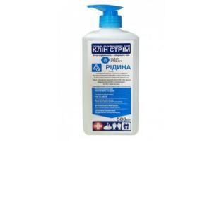 Клін Стрім (CLEAN STREAM) - засіб для дезинфекції рук і шкіри, 1 л