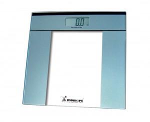 Весы электронные напольные стеклянные до 180кг