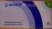 Перчатки нитриловые Effect PF Blue
