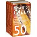 Тест-полоски Wellion Calla Light 50 шт.