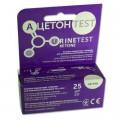 Тест полоски Ацетонтест №25 Urinetest keton
